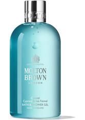 MOLTON BROWN - Coastal Cypress & Sea Fennel Bath & Shower Gel - DUSCHEN & BADEN