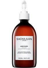 Sachajuan Produkte Exfoliating Hand Wash Fresh Lavender Handreinigung 500.0 ml