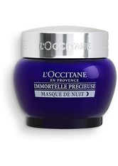 L'OCCITANE Immortelle Précieuse Nachts-Gesichtsmaske, 50 ml