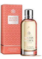 Molton Brown Body Essentials Heavenly Gingerlily Caressing Body Oil Körperöl 100.0 ml