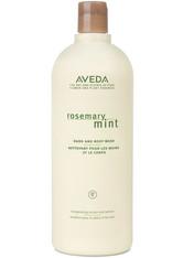 Aveda Rosemary Mint Hand And Body Wash (Hand und Körperwäsche) 1000ml