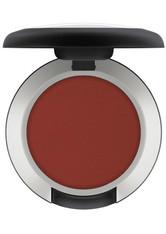 MAC - Mac M·A·C Powder Kiss Collection Powder Kiss Soft Matte Eye Shadow 1.3 g Devoted to Chili - Lidschatten