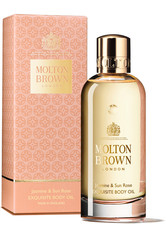 Molton Brown Body Essentials Jasmine & Sun Rose Exquisite Body Oil Körperöl 100.0 ml