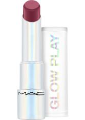 MAC Glow Play Lip Balm 3.6g - Various Shades - Grapely Admired