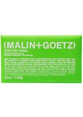 Malin+Goetz Produkte lime bar soap Handreinigung 140.0 g