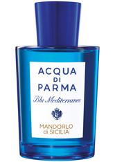 Acqua di Parma Unisexdüfte Mandorlo di Sicilia Blu Mediterraneo Eau de Toilette Spray 75 ml