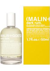 Malin + Goetz - Dark Rum Eau de Parfum - Eau de Parfum