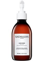 Sachajuan Produkte Exfoliating Hand Wash Fresh Lavender Handreinigung 300.0 ml