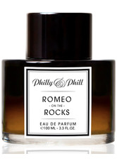 PHILLY & PHILL - Philly & Phill Unisexdüfte Romeo on the Rocks Eau de Parfum Spray 100 ml - Parfum