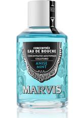 Marvis Eau de Bouche Collection Anise Mint Mundspülung  120 ml