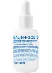 Malin+Goetz Produkte Replenishing Face Serum Gesichtsfluid 30.0 ml