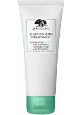 Origins Reinigung & Peeling Checks and Balances™ Polishing Face Scrub with Tourmaline Gesichtspeeling 75.0 ml