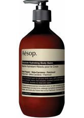 Aesop Resolute Hydrating Body Balm Körperlotion 500 ml