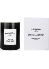 Urban Apothecary Luxury Boxed Glass Candle Green Lavender Kerze 300.0 g
