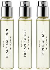 Byredo - La Sélection Boisée, 3 X 12 Ml – Set Aus Eaux De Parfum - one size