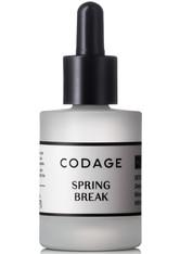 CODAGE Spring Break Detox & Skin Awakening Gesichtsserum 30 ml