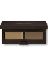 LAURA MERCIER - LAURA MERCIER Sketch & Intensify Pomade and Brow Powder Duo Augenbrauen Palette  2 g BLONDE - AUGENBRAUEN