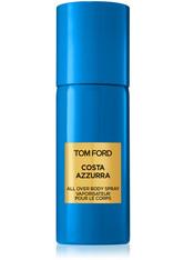 TOM FORD - Tom Ford PRIVATE BLEND FRAGRANCES Costa Azzurra All Over Body Spray 150 ml - DEODORANT