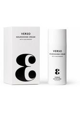 Verso - Nourishing Cream, 50 Ml – Pflegecreme - one size