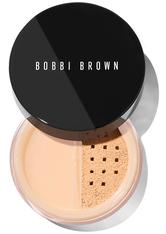 BOBBI BROWN - Bobbi Brown Puder Bobbi Brown Puder Sheer Finish Loose Powder Puder 12.0 g - Gesichtspuder
