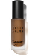 Bobbi Brown Foundation & Concealer Skin Long-Wear Weightless Foundation SPF 15 30 ml COOL GOLDEN