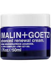 Malin + Goetz - Advanced Renewal Cream  - Tagespflege & Nachtpflege