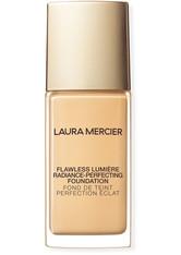 LAURA MERCIER - LAURA MERCIER Flawless Lumière Radiance Perfecting Foundation Flüssige Foundation  30 ml Creme - FOUNDATION