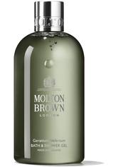 Molton Brown Body Essentials Geranium Nefertum Bath & Shower Gel Duschgel 300.0 ml