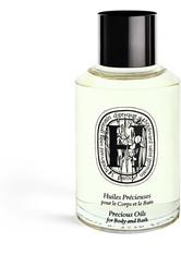 Diptyque - Precious Oils For Body And Bath, 125 Ml – Badeöl - one size