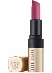 Bobbi Brown Makeup Lippen Luxe Matte Lip Color Nr. 17 Razzberry 4,50 g