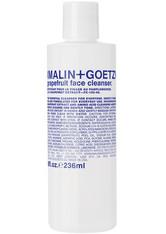 Malin+Goetz Produkte Grapefruit Face Cleanser Gesichtsreinigungsgel 236.0 ml