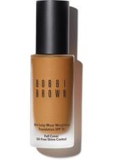 Bobbi Brown Skin Long-Wear Weightless Foundation SPF 15 5.5 Warm Honey 30 ml Creme Foundation