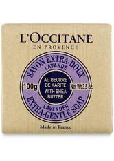 L'OCCITANE - L'occitane Karité Seife Lavendel  100 gr - SEIFE
