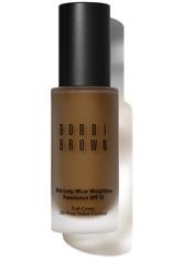 Bobbi Brown Makeup Foundation Skin Long-Wear Weightless Foundation SPF 15 Nr. 13 Warm Almond 30 ml