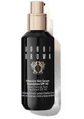 Bobbi Brown Intensive Skin Serum Foundation SPF40 N012 Porcelain 30 ml Flüssige Foundation