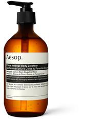 Aesop Körper Citrus Melange Body Cleanser Duschgel 500.0 ml