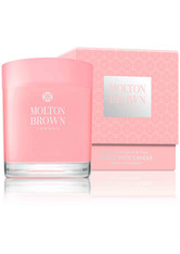 MOLTON BROWN - MOLTON BROWN Delicious Rhubarb & Rose Single Wick Candle - DUFTKERZEN