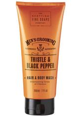 Scottish Fine Soaps Produkte Men's Grooming Hair & Body Wash Körperseife 200.0 ml