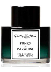 PHILLY & PHILL - Philly & Phill Unisexdüfte Punks In Paradise Eau de Parfum Spray 100 ml - Parfum