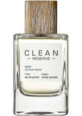 CLEAN RESERVE – RESERVE – Smoked Vetiver Eau de Parfum Nat. Spray 100 ml