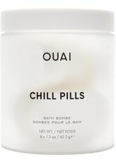 OUAI Haircare - Chill Pills Bath Bombs X 6 – Badebomben - one size