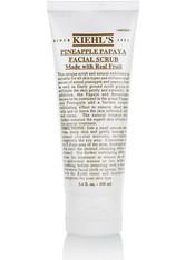 KIEHL'S - Kiehl's Gesichtspflege Reinigung Pineapple Papaya Facial Scrub 100 ml - Peeling
