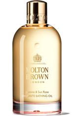 MOLTON BROWN - Molton Brown Jasmine & Sun Rose  200 ml - DUSCHEN & BADEN