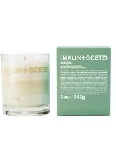 Malin+Goetz Produkte Sage Candle Kerze 260.0 g