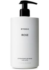 BYREDO Produkte Hand Lotion Rose Handlotion 450.0 ml