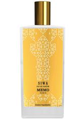 Memo Paris Graines Vagabondes Siwa Eau de Parfum 75.0 ml
