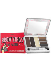 Benefit Brow Zings Pro Palette, Augenbrauenpalette, Medium/Deep