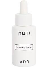 Muti ADD Vitamin C Serum 30 ml Gesichtsserum