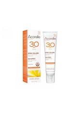 Acorelle Produkte nature sun LSF30 Sonnenspray 100ml Sonnencreme 100.0 ml