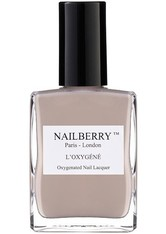 Nailberry Nägel Nagellack L'Oxygéné Oxygenated Nail Lacquer Simplicity 15 ml